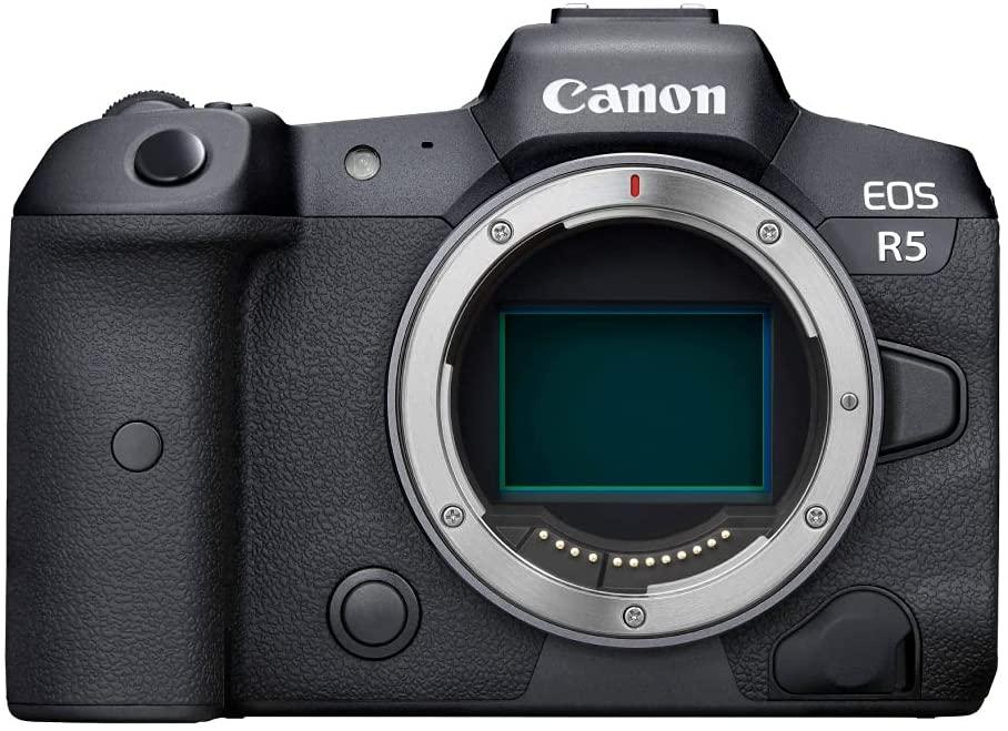 Por que não vou mudar para as câmeras mirrorless - Canon EOS R5