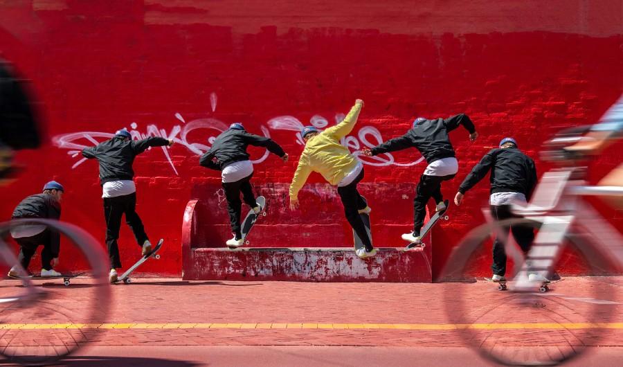 Concurso de fotografia da Red Bull