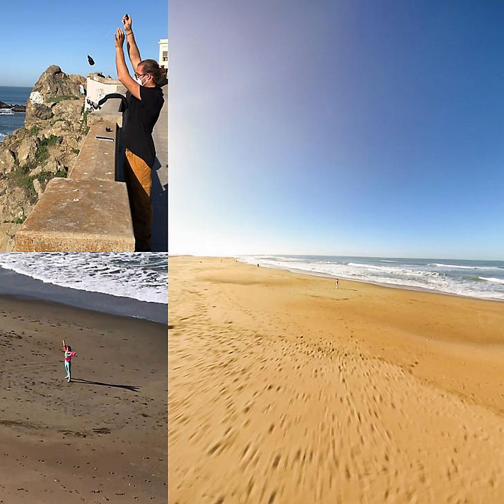 """Como fazer fotos e vídeos com """"drones gambiarra"""""""