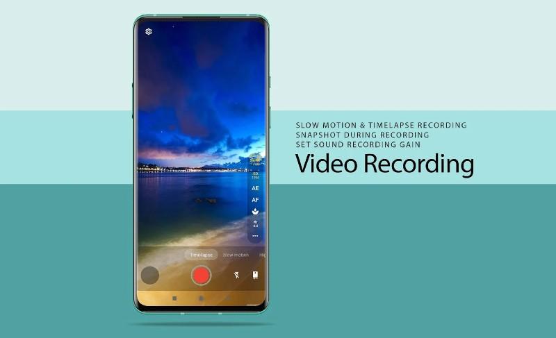 Footej Camera 2 - aplicativo de câmera para Android grátis com mais de 5 milhões de downloads
