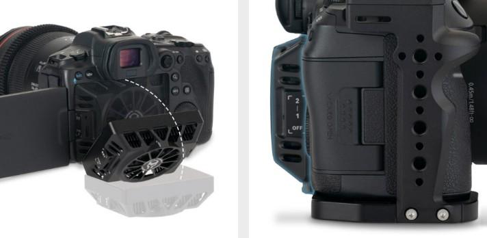 Empresa lança ventoinha para resolver superaquecimento de câmeras Canon