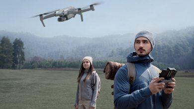 videomaker é preso ao bater com drone no world trade center - drone dji air 2s