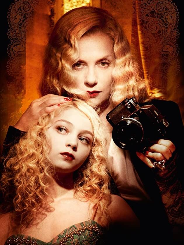 Irina Ionesco, a fotógrafa que foi condenada por tirar fotos nuas da filha