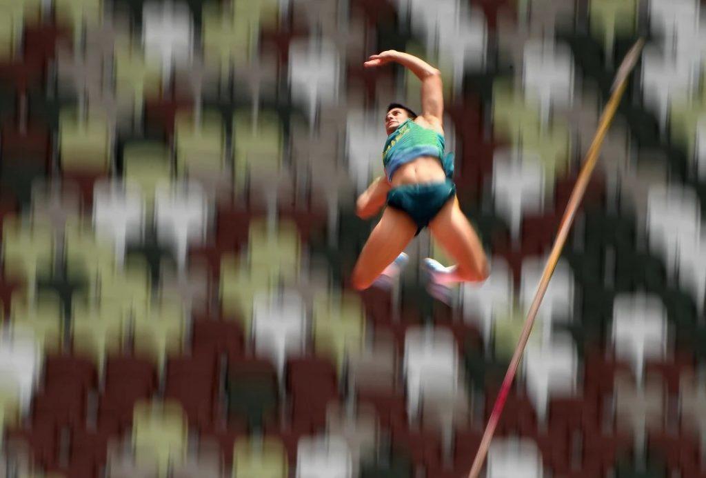 melhores fotos das Olimpíadas de Tóquio