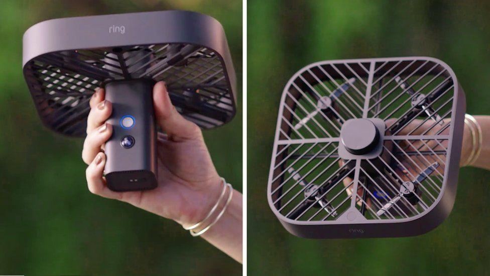 Depois do sucesso da Alexa, Amazon anuncia câmera voadora: a Always Home Cam