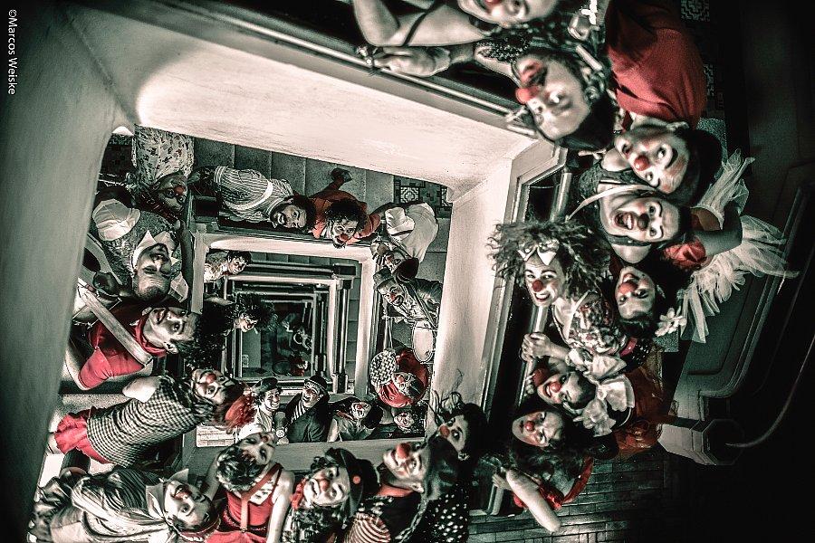 """A imagem """"Enlouquecer parece uma boa ideia"""" dofotógrafoMarcos Weiske, da cidade de Ribeirão Preto/SP,foi eleita a Foto do Dia."""
