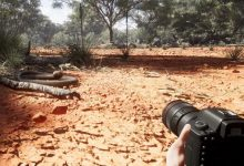 Photography Simulator game