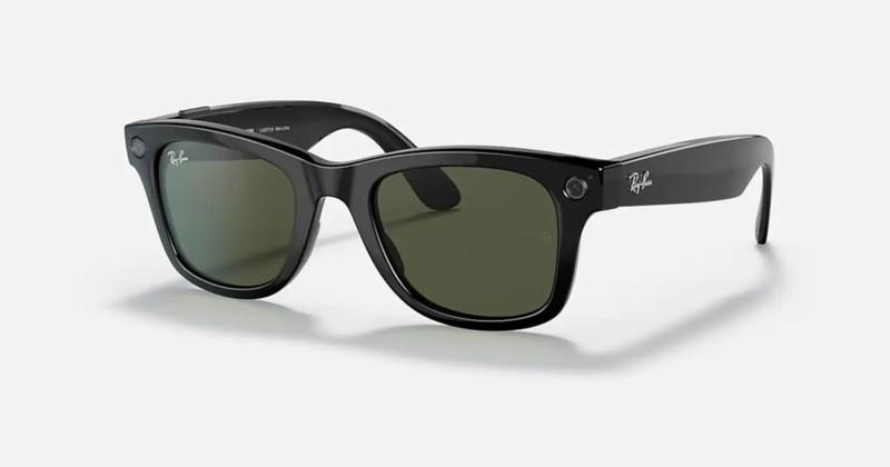 Ray-ban Stories: Facebook e Ray-Ban lançam óculos com câmeras de 5 MP
