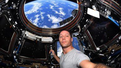 Fotografar a Terra da Estação Espacial Internacional não é fácil, diz astronauta