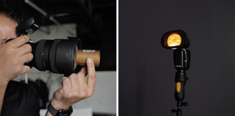 """Como criar o efeito de """"anel de fogo"""" em fotos de casais"""