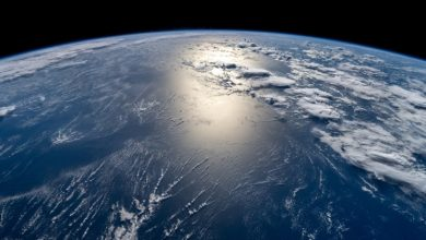 Fotos históricas! Divulgadas as primeiras imagens da Terra feitas por uma tripulação civil no espaço da missão SpaceX Inspiration4