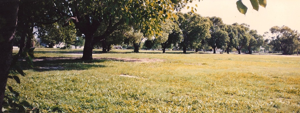 Peary Court park, circa 1990