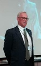 SCHOOL SUPERINTENDENT MARK PORTER BROUGHT AN IMPORTANT MESSAGE