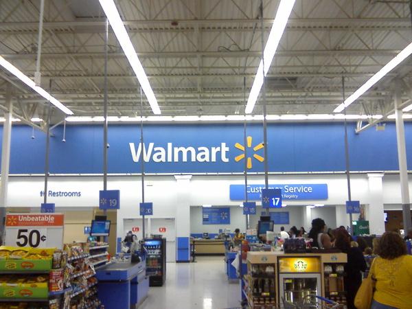 Walmart via Public Domain