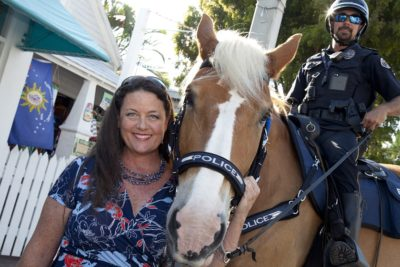 KWPD Mounted Unit Fundraiser at La te da