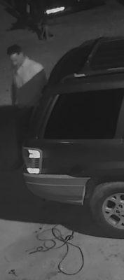 Sheriff's Office Seeks Help in Tire Slashing Case [Surveillance Video]