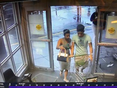 Petit Theft at Marathon Publix / Detectives Need Help Identifying Young Couple