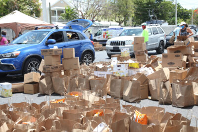 SOS Foundation Seeks Community Support for Those Suffering from COVID-19 Caused Food-Insecurity