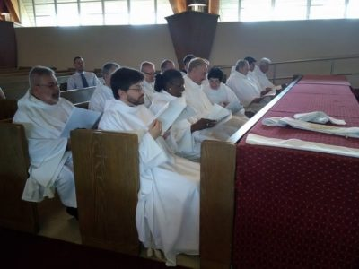 Community News: The Historic Ordination of Reverend Mother Sarah Fowler