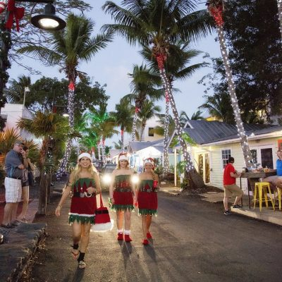 There's No Place Like Cayo Hueso for the Holidays