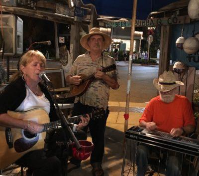 Magnolia Band at B.O.'s Fish Wagon Every Thursday 6 - 9 PM
