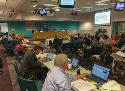Monroe County BOCC Certifies Aggregate Millage Rate for Fiscal Year 2018 Budget