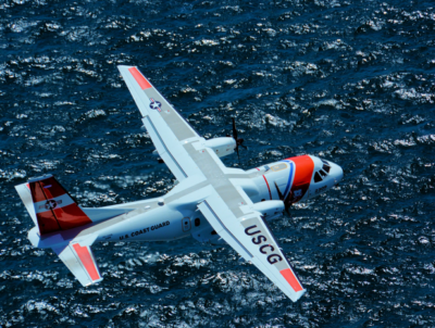 Coast Guard and Good Samaritan Rescue 5 People