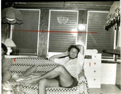 Long-time Key West Recluse, Harvey Rochman, Passes Away
