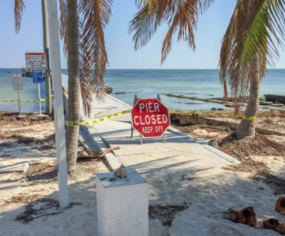Update on Monroe County's Parks, Boat Rams and Museums Damaged by Hurricane Irma