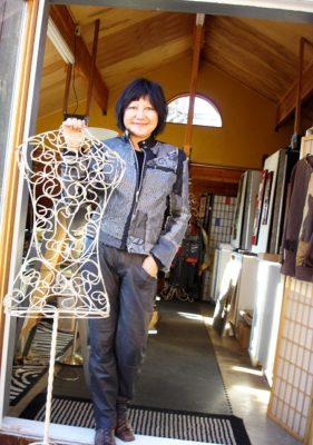 Artist Valerie Hoh to Present Latest Creations in Wearable Art and Sculpture