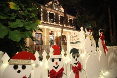 Holiday Historic Inn Tours 2016 to Light Up Key West