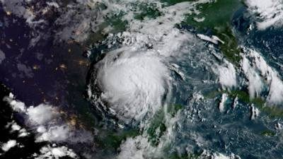 Hurricane Harvey: About That Wall ...