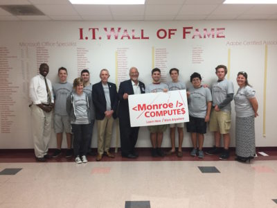 <Monroe /> COMPUTE$ Awards $38,300 To Students In Monroe County