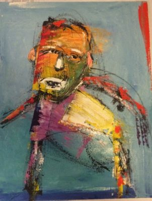 "SALT Gallery Hosts Scott Gruppé's ""Songs from a Palette Knife"" in December"