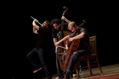 """PROJECT Trio to Perform """"Genre-bending"""" Concert at San Carlos Institute"""