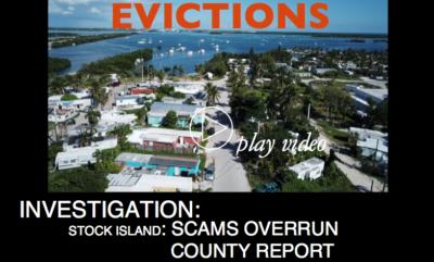 INVESTIGATION: Stock Island: Scams Overrun County Report
