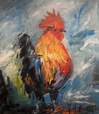 SALT Gallery Features Famed Austrian Artist in February: Opening ReceptionFeb. 9 and 10