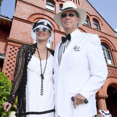 """SAVE THE DATE: Go """"Back In Time"""" With Key West Art & Historical Society Costume Party on November 30"""
