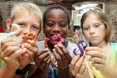KWA&HS Final Summer Workshops For Children