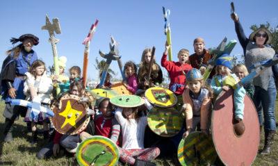 Medieval Camp Workshop for Kids