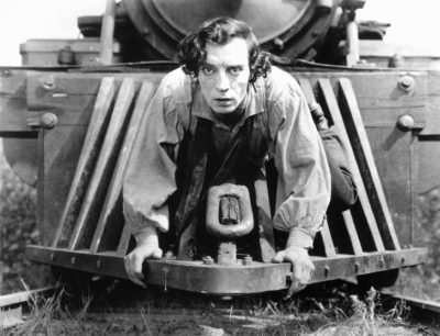 """Key West Art & Historical Society's Film Series Continues with Buster Keaton's 1926 Masterpiece Silent Film, """"The General"""""""