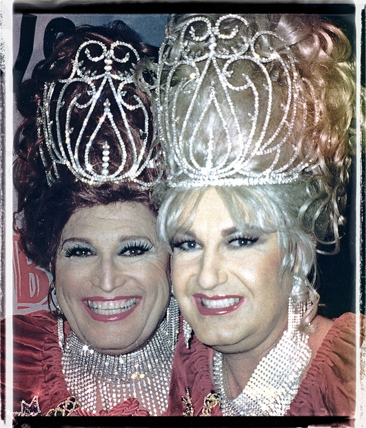 Twice the flavor, double the fun: In 2000, Key West's famed The Bitch Sisters successfully ran for Fantasy Fest Queen, sharing the title and serving with the late L.A. Meyers who was elected King.
