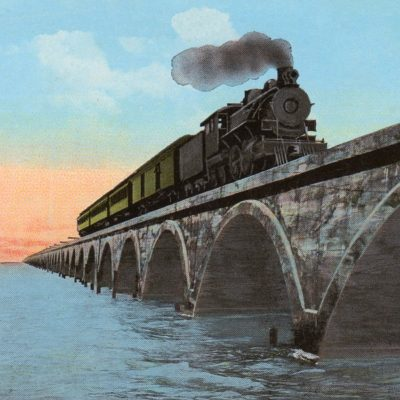 """Key West Art & Historical Society Offers In-Depth Look at """"Overseas to the Keys: Henry Flagler's Overseas Railway"""" Exhibit During Curator-Led Tour"""