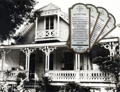 """Key West Art & Historical Society celebrates Historical Buildings of Key West in next """"Happy Hour with the Historian"""" informal lecture series"""