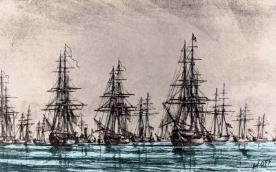 """Explore """"Porter and the Pirates"""" with Key West Art & Historical Society, Hindu Charters and Cori Convertito, Ph.D."""