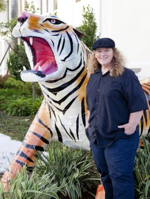 Kinetic Tiger and Artist's Kin to Lead Second Annual Papio Kinetic Sculpture Parade