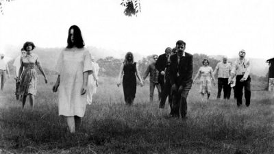 """Get Your Eerie On at Fort East Martello with """"Night of the Living Dead"""" Outdoor Film Showing"""