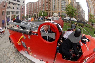 Baltimore's Award-Winning Kinetic Sculpture Float Creator Frank Conlan to Give Special Presentation on Kinetics, Friday, May 5
