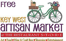 "Key West Artisan Market ""Ocean Awareness"" Edition This Sunday"