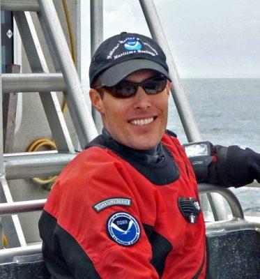 Maritime Archaeologist, Matthew Lawrence Gives Free Presentation at the Florida Keys National Marine Sanctuary, Feb. 19